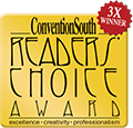 Readers Choice Award - 3 Years in a Row