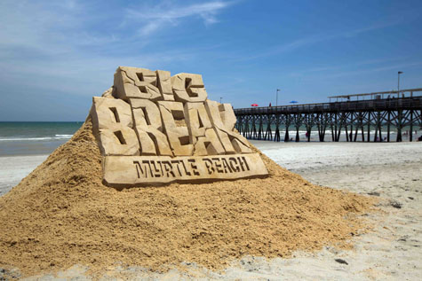 Big Break Myrtle Beach Official Host Hotel
