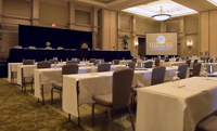 Meetings in Nautilus Ballroom
