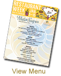 Restaurant Week in South Carolina