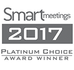 Smart Meetings Platinum Choice Award – 2017